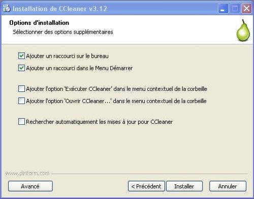 install de ccleaner