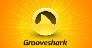 logo site web Grooveshark