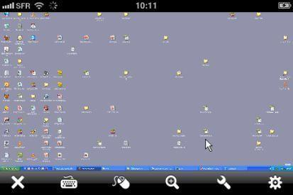 desktop xp on iphone ipad