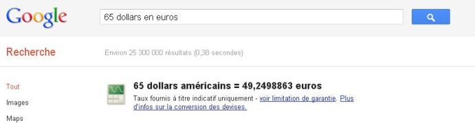 conversion change google