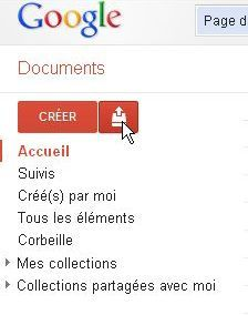 Importation google documents