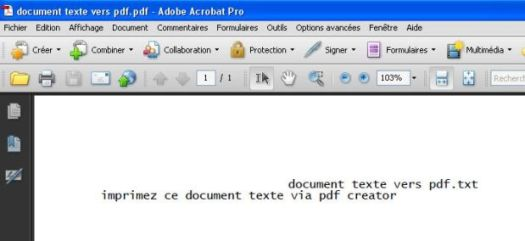document pdf creator