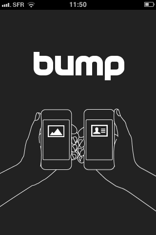 application bump iphone