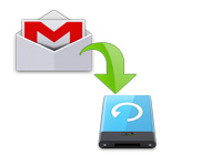 Sauvegarde gmail backup